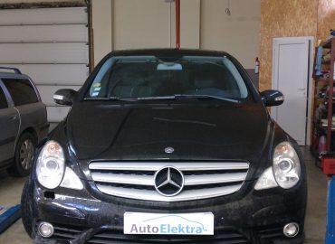 Mercedes-Benz R320 CDI 3.0D Swirl sklendžių išjungimas