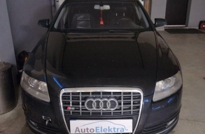 Audi A6 3.0TDI Greičio dėžės pririšimas