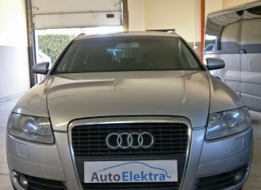 Audi A6 2.0TDI EGR programavimas