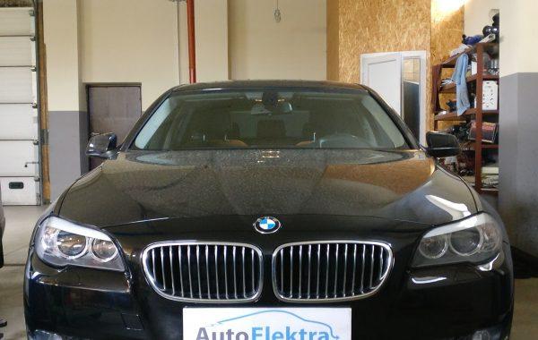 BMW 520 2.0D Pedestrian Protection System, Kablio programavimas