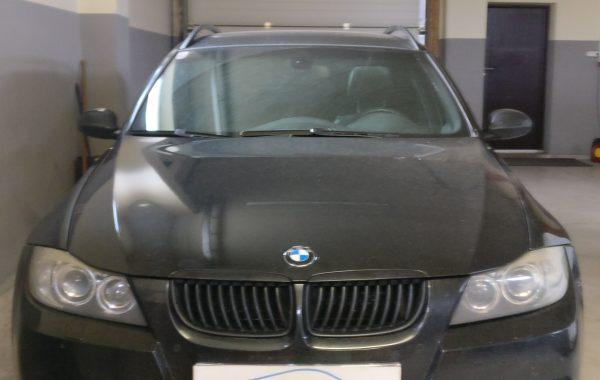 BMW 330 3.0D DPF, EGR programavimas