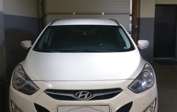 Hyundai i40 1.7CRDi EGR išjungimas