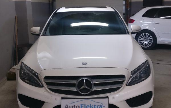 Mercedes-Benz W205 C220 2.1D EGR, DPF, Adblue programavimas Galios didinimas