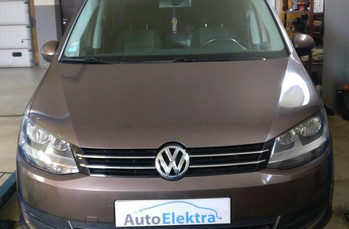 Volkswagen Sharan 2.0TDI  DPF, Adblue (SCR) , EGR programavimas, Galios didinimas