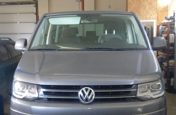 Volkswagen Transporter 2.0TDI DPF programavimas