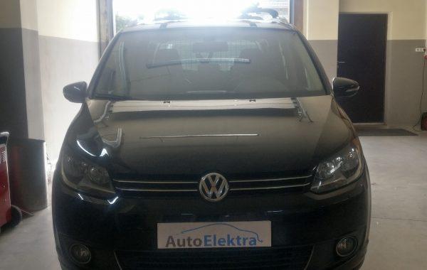 Volkswagen Touran 1.6TDI EGR programavimas, Galios didinimas