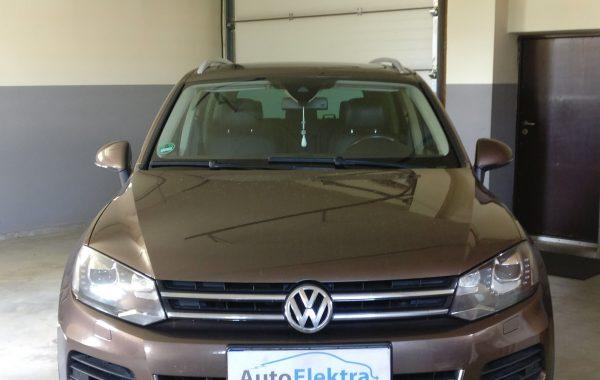 Volkswagen Touareg 3.0TDI EGR programavimas