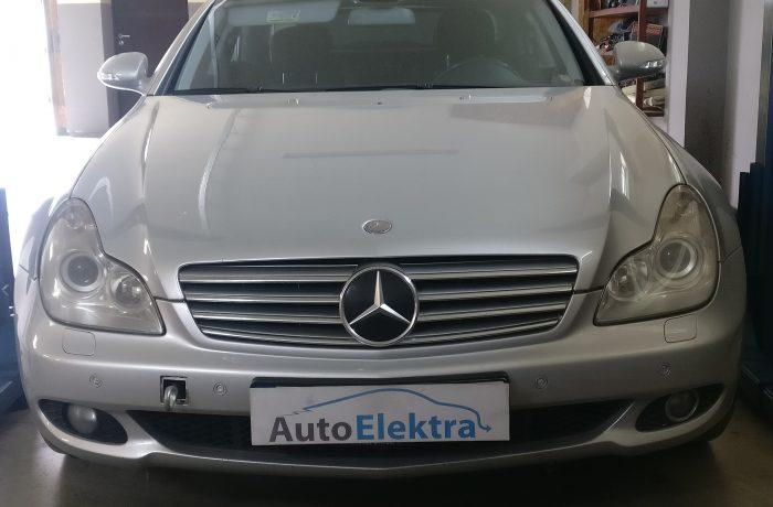 Mercedes-Benz CLS 3.5 Automatinės dėžės pririšimas