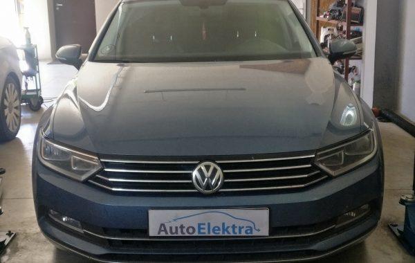 Volkswagen Passat 2.0TDI EGR vožtuvo, Išmetamuju dujų (Exhaust flap) programavimas