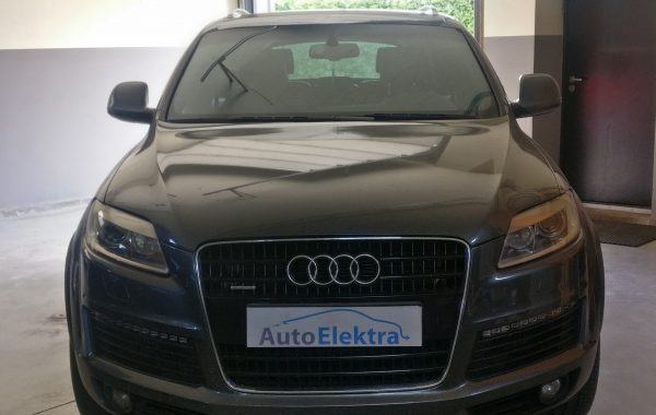 Audi Q7 4.2TDI  DPF, EGR programavimas, Galios didinimas