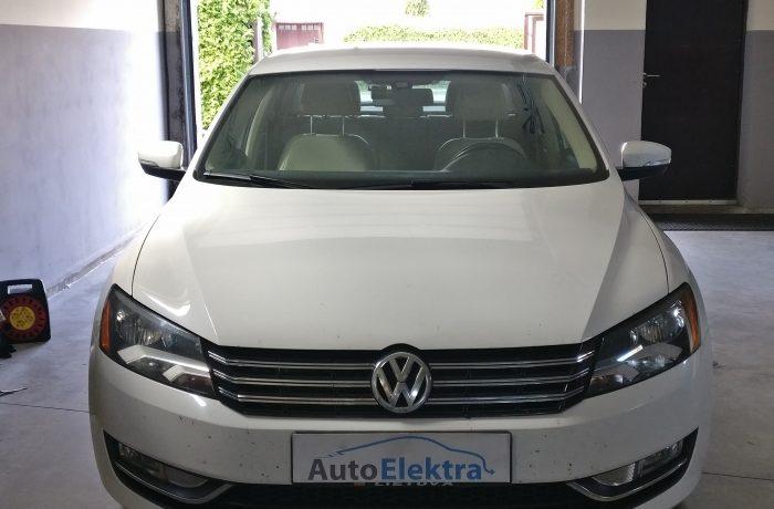 Volkswagen Passat 1.8 TSI Galios didinimas