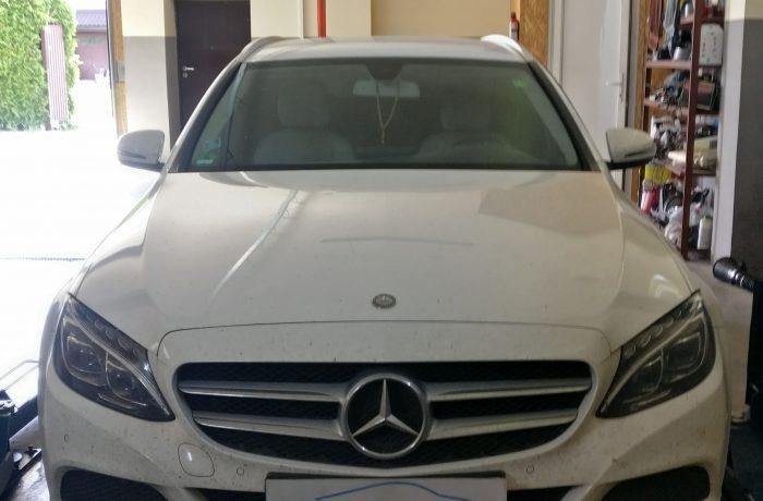 Mercedes-Benz C 220 CDI Adblue programavimas
