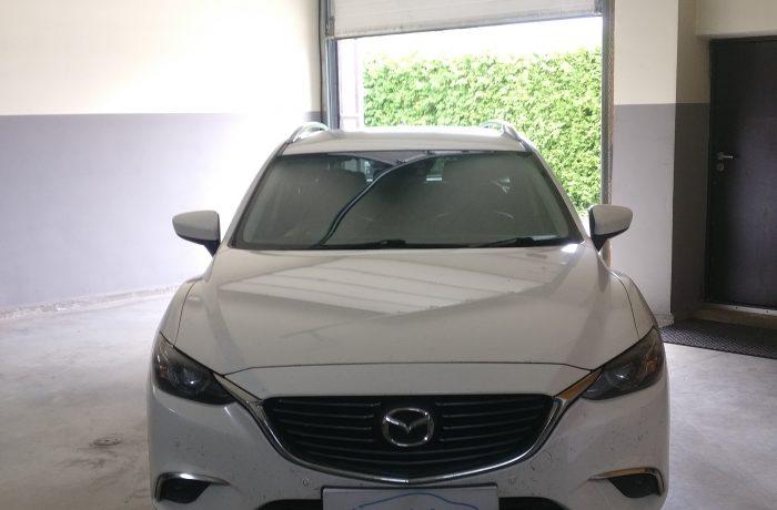 Mazda 6 2.2D  DPF filtro programavimas