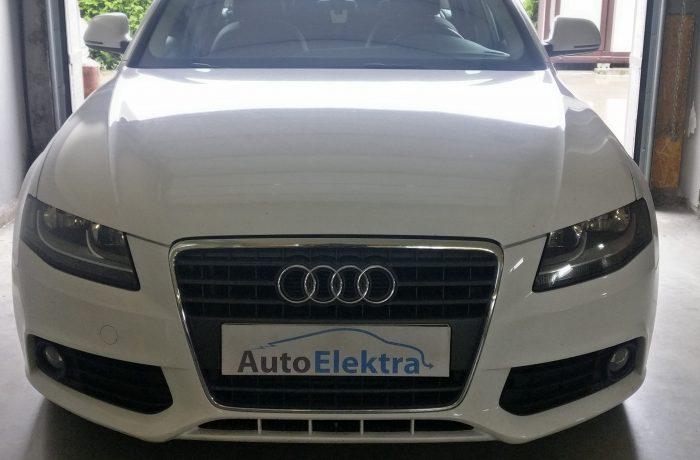 Audi A4 2.0TDI Galios didinimas