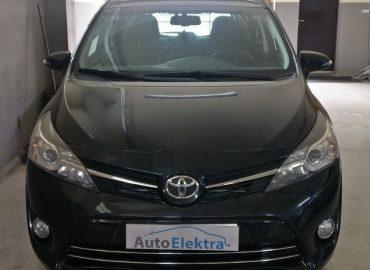 Toyota Verso 1.6 D4-D  EGR, Lambda programavimas