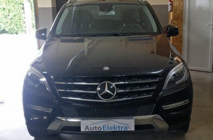 Mercedes-Benz ML 350 CDI Adblue programavimas