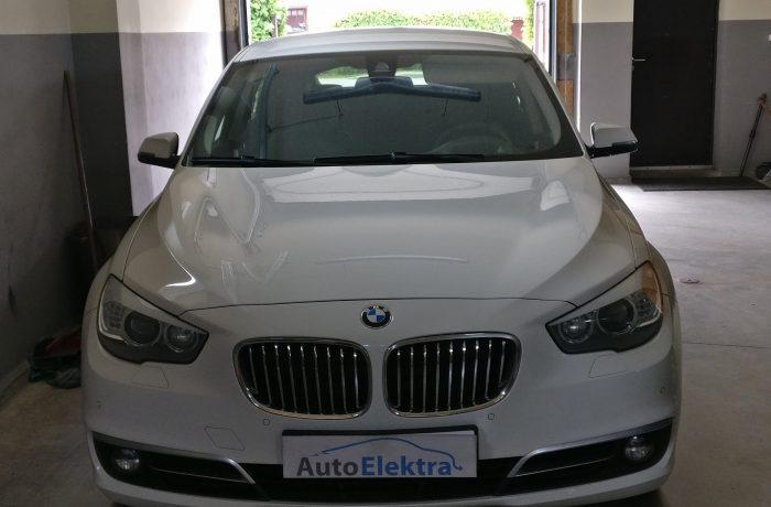 BMW 530 GT 3.0 D Adblue sistemos, Lambda zondo programavimas