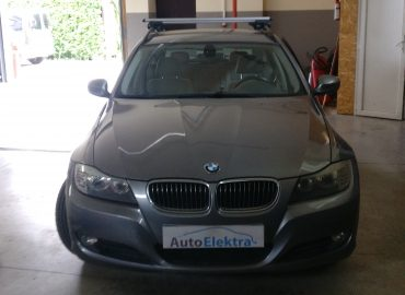 BMW 318D  Galios didinimas, DPF, EGR programavimas