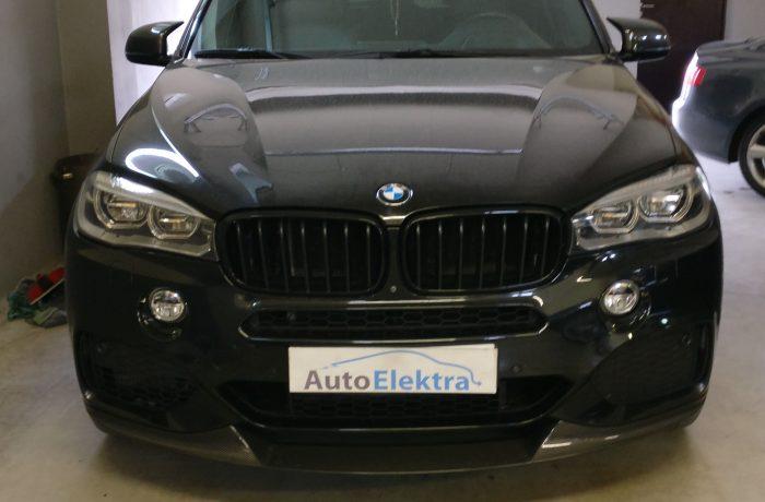 BMW X5 5.0i Variklio valdymo bloko programos atstatymas