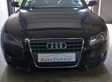 Audi A4 2.0 TFSI Lambda programavimas