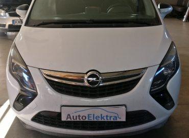 Opel Zafira Tourer 1.6CDTI Adblue, DPF, EGR programavimas