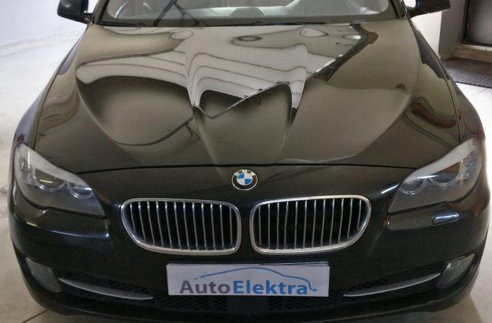 BMW 530 3.0D xDrive EGR vožtuvo programavimas