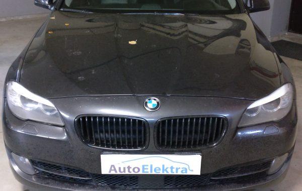 BMW 520D 2.0D Programuotas EGR vožtuvas