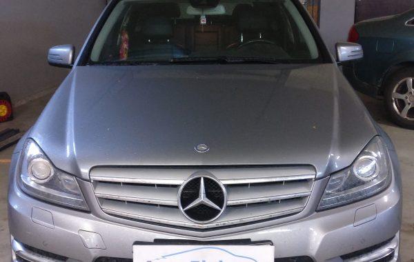 Mercedes Benz C250CDI 2.1D Programuota automatinė greičio dėžė