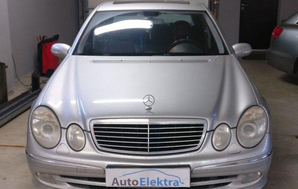 Mercedes Benz E220CDI 2.1D Galios didinimas, EGR, SWIRL, greičio dėžės programavimas
