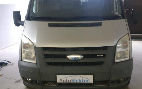Ford Transit 2.2 TDCi Greičio limito programavimas