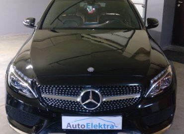 Mercedes Benz C220CDI Adblue programavimas