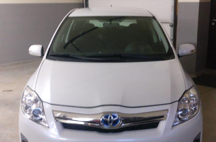 Toyota Auris 1.8 Hybrid Synergy Drive EGR programavimas