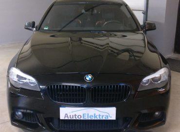 BMW 530 3.0D EGR, DPF, TVA, Swirl programavimas