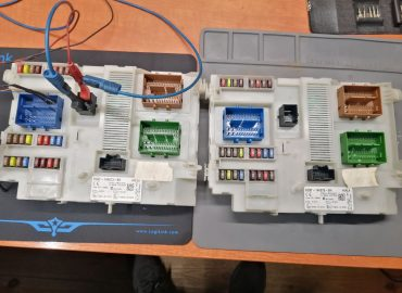 Ford Galaxy 2.0 TDCI Atliktas BCM (Body Control Module)  klonavimas