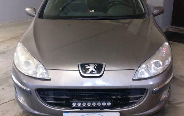 Peugeot 407 2.0HDI imobilaizerio atjungimas
