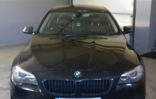 BMW 520 2.0D Pedestrian Protection System tvarkymas