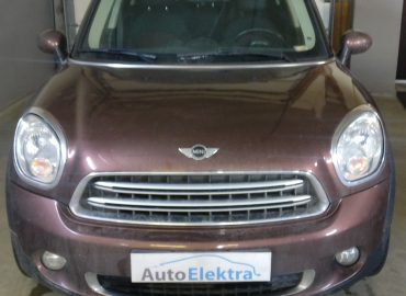 Mini Countryman 1.6D Galios didinimas