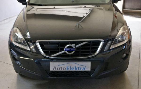 Volvo XC60 2.4D  Kalbos keitimas