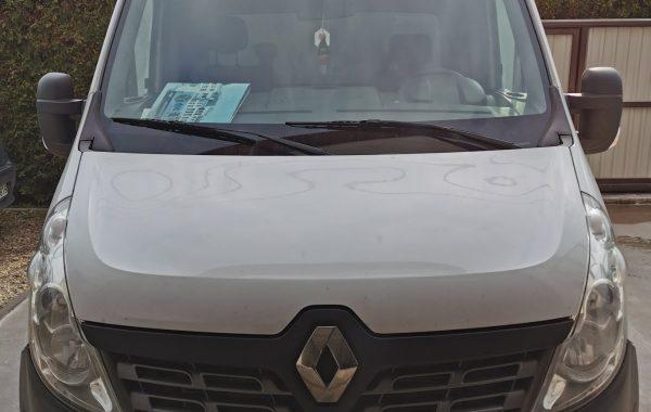 Renault Master 2.3dCi Adblue, EGR, DPF programavimas