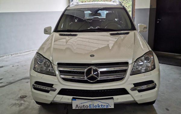 Mercedes-Benz GL350  Adblue, EGR programavimas
