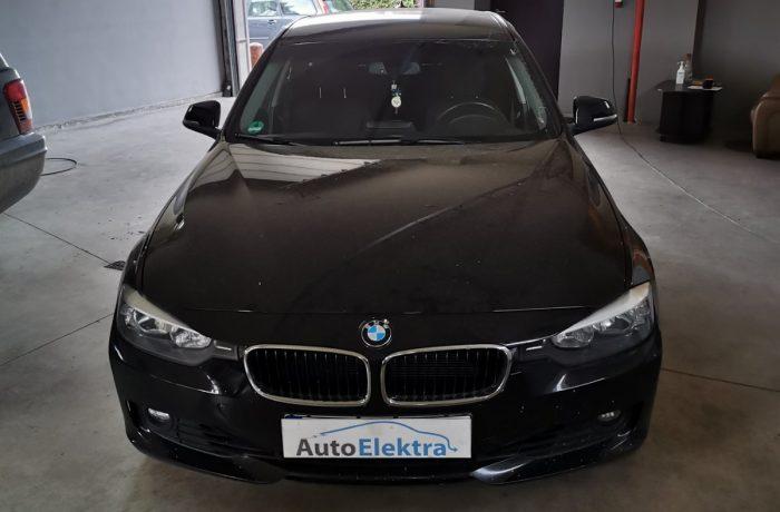 BMW 325 2.0D  EGR šalinimas