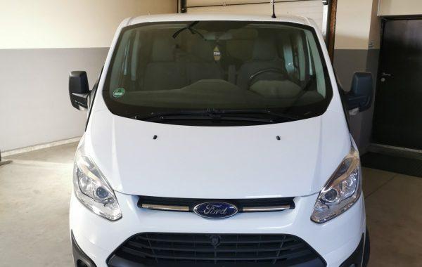 Ford Transit Custom 2.2TDCi EGR programavimas