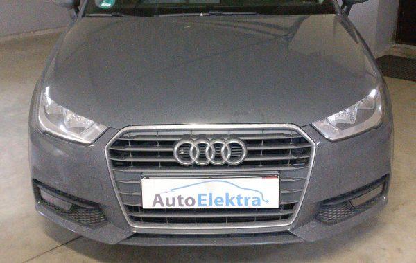 Audi A1 1.4TDI Klaidos programavimas