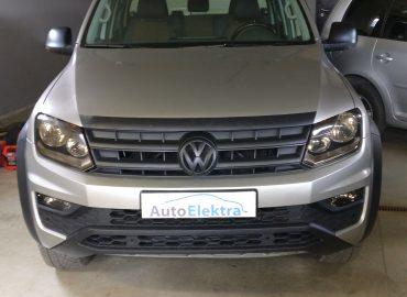 Volkswagen Amarok 2.0TDI DPF, EGR programavimas