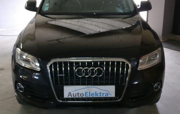 Audi Q5 2.0TDI  EGR, DPF, Adblue programavimas