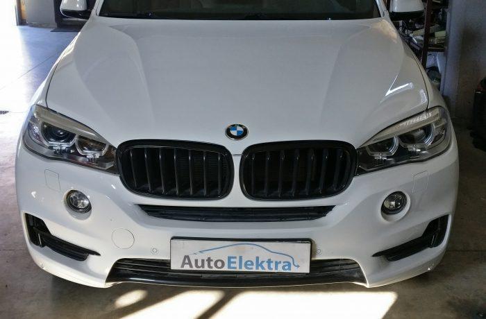 BMW X5 2.0D  EGR, DPF, AdBlue (SCR), Swirl programavimas