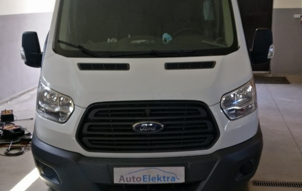 Ford Transit FT 2.2TDCi DPF, EGR programavimas