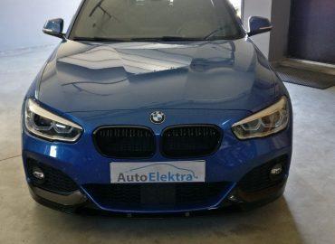 BMW F20 2.0D EGR, DPF programavimas, galios didinimas, start/stop kodavimas