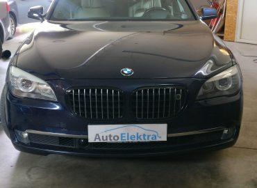 BMW 730D 3.0D DPF, EGR, Swirl programavimas