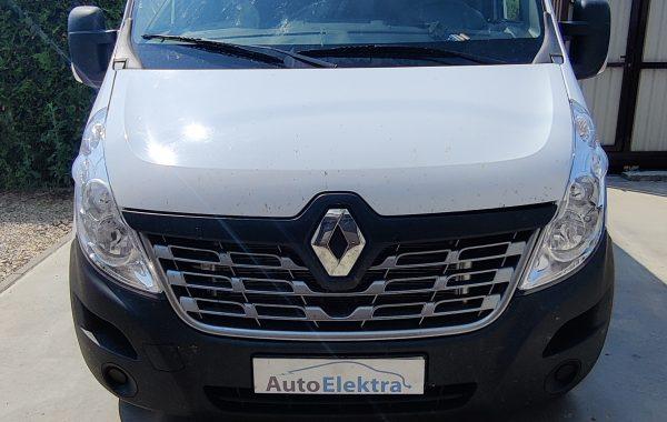 Renault Master  2.3dCi DPF, EGR, Adblue programavimas, galios didinimas